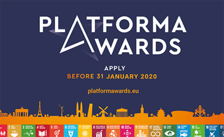 #PlatformAwards - Deadline 31 January 2020