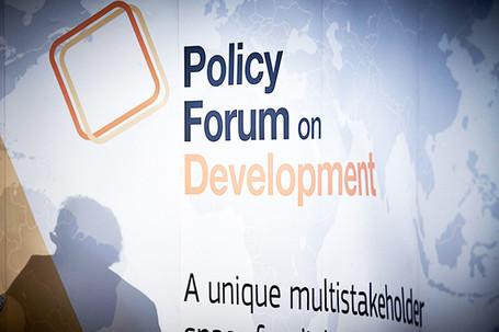 Le Forum mondial des politiques de développement (PFD) montre que les partenariats multipartites sont essentiels à la réalisation des agendas mondiaux