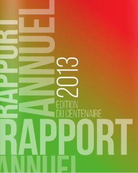 Rapport annuel 2013 de CGLU