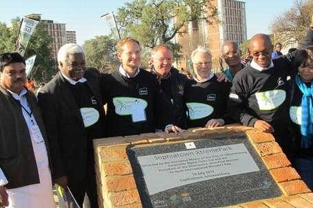 Johannesburg Hosts Metropolis Annual Meeting