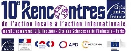 Rencontres De L'action Internationale Des Collectivités