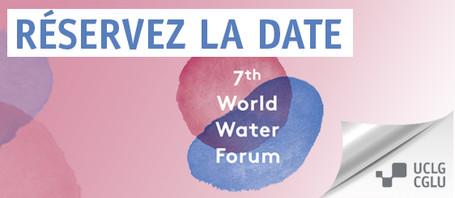 ª Conferencia Internacional de Autoridades Locales y Regionales por el Agua Daegu, 13-14 abril 2015