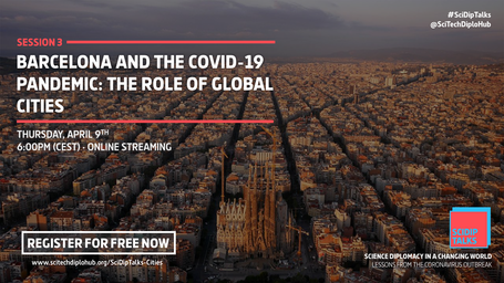 Barcelona and the COVID-19 pandemic: the role of global cities