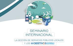 Seminario - La gestión de servicios públicos locales y los ODS