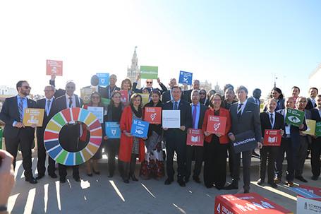 L'Engagement de Séville place l'action locale au centre de l'agenda mondial du développement