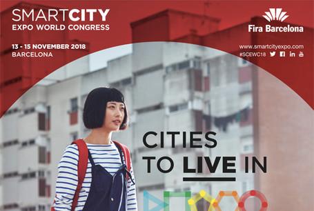 CGLU sera présente au Congrès mondial de la ville intelligente à Barcelone !