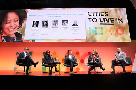 Construyendo ciudades inclusivas a través una gobernanza multinivel en el Smart City World Congress