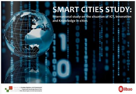 'Smart Cities Study' publication of UCLG Committee on Digital and Knowledge-based Cities