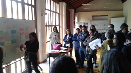 Taller Quito localizing 2018