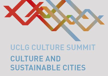 UCLG Culture Summit in Bilbao