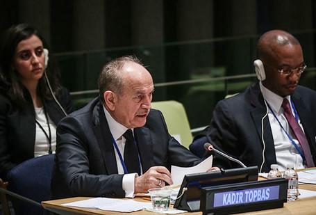 Kadir Topbaş, Alcalde de Estambul y Presidente de CGLU