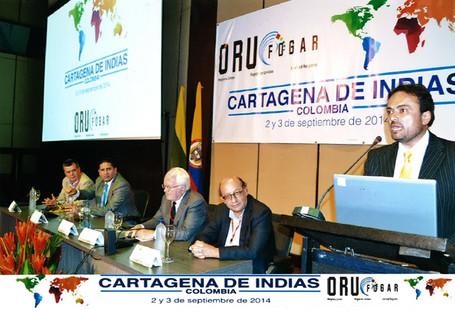 VI Cumbre Mundial de Gobiernos Regionales -ORU/FOGAR