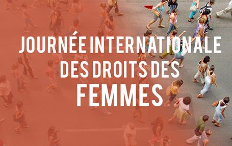 Des villes pour les femmes, des villes durables : Pour le droit des femmes à la ville !
