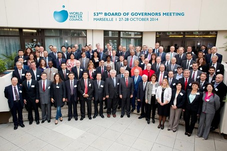 Major city networks partner for a water-secure world