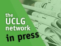 UCLG in Press