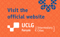 Official website Intermediary Cities Forum