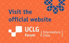 Official website Intermediary Cities Forum