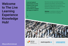 Welcome to The Live Learning Experience Knowledge Hub!