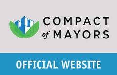Compact of mayors website