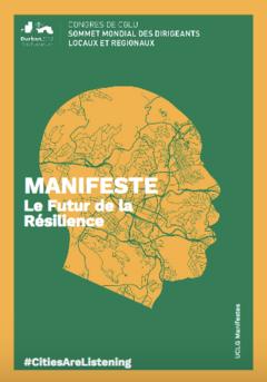 Manifeste le futur de la resilience