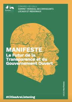 Manifeste le futur de la transparence