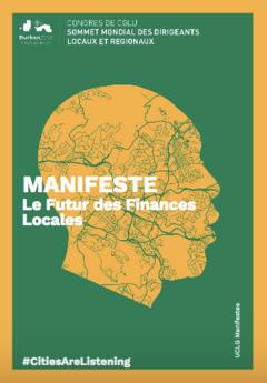 Manifeste - Le Futur des Finances Locales