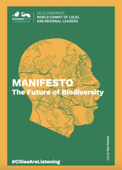 Manifiesto The future of biodiversity