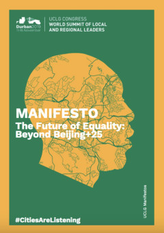 MANIFESTO The Future of Equality: Beyond Beijing+25
