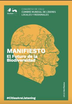 Manifiesto el futuro de la biodiversidad