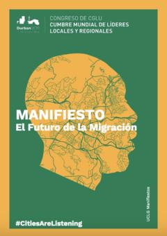 Manifiesto el futuro de la migración