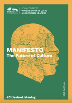 Manifiesto The future of Culture