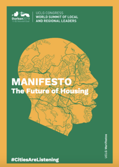 Manifiesto the future of housing