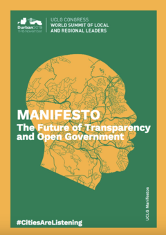 Manifiesto The future of transparency