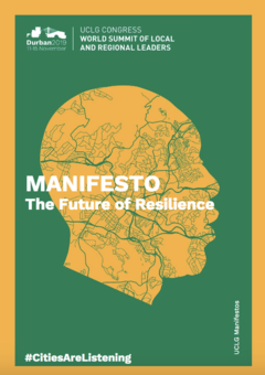 Manifesto the future of resilience