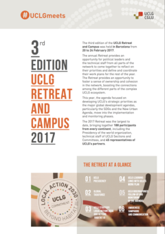 Retreat Report 2017