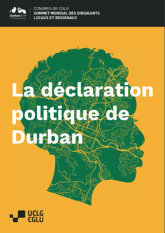 Déclaration politique Durban