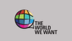 The World we want