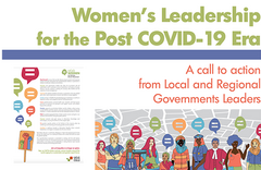 Call to Action Women's Leadership