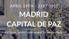 Madrid Capital de Paz