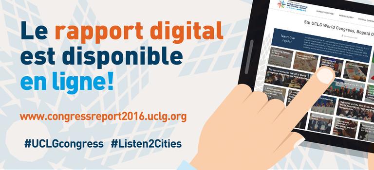 Rapport digital disponible