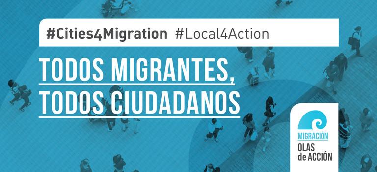 #Cities4Migration