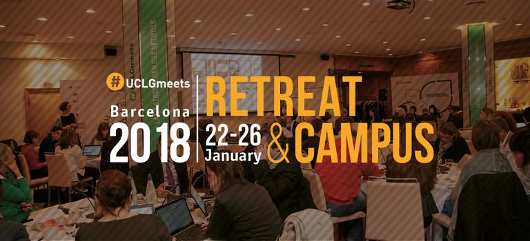 UCLG Retreat 2018