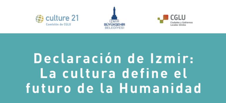 La 4º Cumbre de Cultura de CGLU #CultureSummit. La Cultura define el futuro
