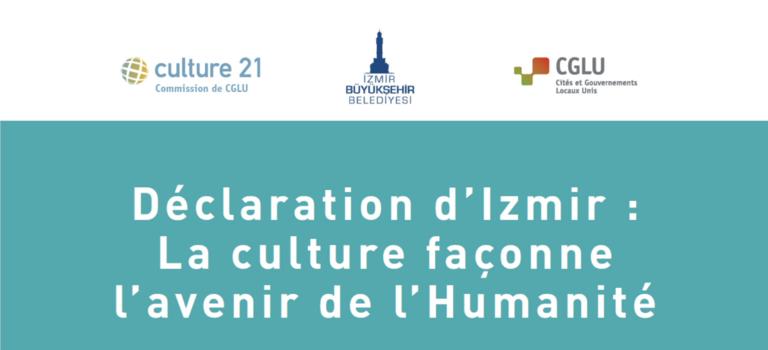 4ème #CultureSummit de CGLU. La culture: Façonner l'Avenir