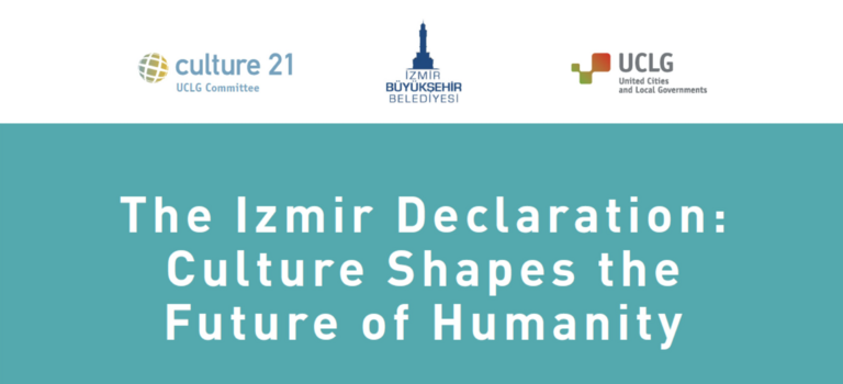 4th UCLG Culture Summit. Culture Shaping the Future
