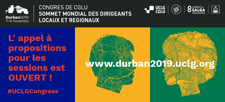 Sessions Ouvert CGLU CONGRES 2019