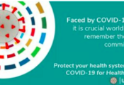La Secretaria General de CGLU, Emilia Saiz, como miembro del Movimiento de Sanidad Universal 2030, recuerda a los líderes mundiales sus compromisos de cobertura sanitaria universal.