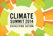 Catalyzing Action: Climate Summit 2014