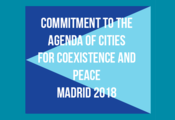 The World Forum on Urban Violence calls on cities to grow into their role as peacekeepers