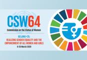 Réduction des activités de la CSW 64 et annulation de la délégation de CGLU